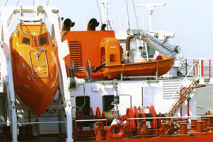 救命ボート・救助艇