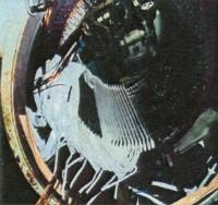 発電機捲替修理1