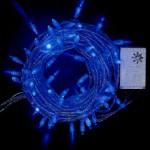 100 球青色LED コントローラ付