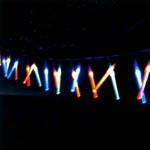 LED カラフル ストリングライト